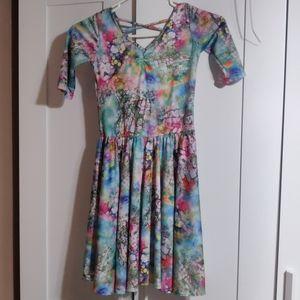 :DotDot Smile girl dress size 8/10